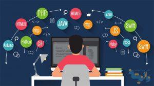 انتخاب زبان برنامه نویسی