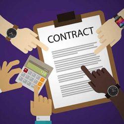 دستورالعملهای حسابرسی قراردادها