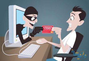 مقابله با سرقت هویت
