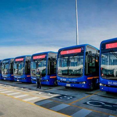 اتوبوسهای شهری باتریدار