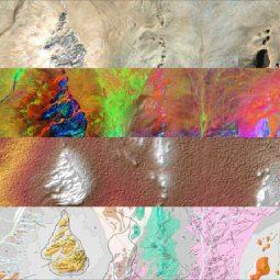 راهنمای مطالعات دورسنجی در اکتشاف مواد معدنی
