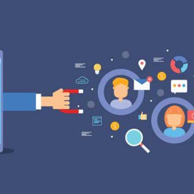 عملکرد سایت در جذب مشتریان