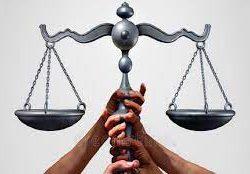 مفهوم عدالت در حقوق
