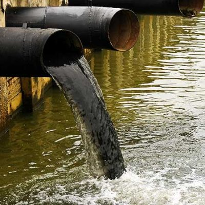 بحران ملی آلودگی منابع آب