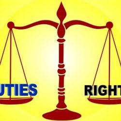حقوق و تکالیف شهروندان