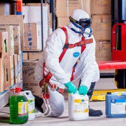 محاسبات حدود مجاز ترکیبات شیمیایی