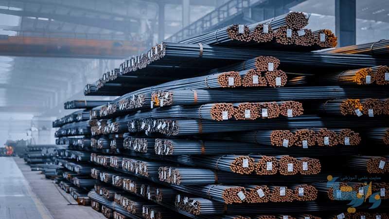 بررسی بازار فولاد در جهان و ایران