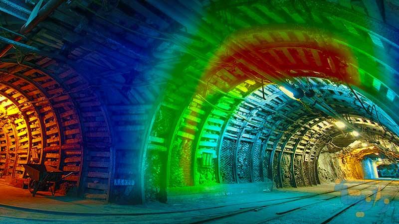دستورالعمل طراحی هندسی حفریات زیرزمینی