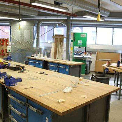ضوابط طراحی فضاهای آموزشگاه فنی حرفه ای
