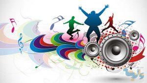 موسیقی و حرکات نمایشی