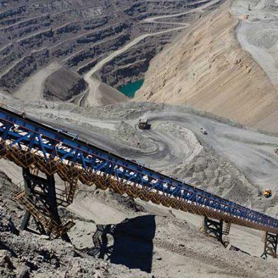 روش استخراج از طبقات فرعی معدن