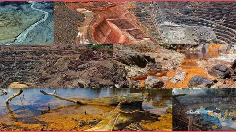 ملاحظات زیستمحیطی در فعالیتهای استخراجی